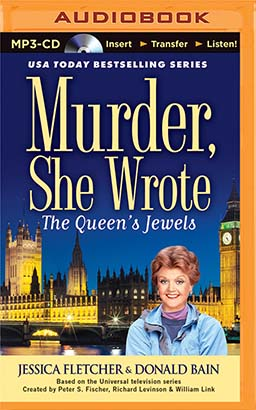 Murder, She Wrote: The Queen's Jewels