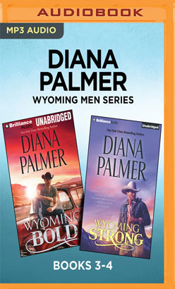 Diana Palmer Wyoming Men Series: Books 3-4
