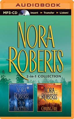 Nora Roberts – Black Hills and Chasing Fire (2-in-1 Collection)
