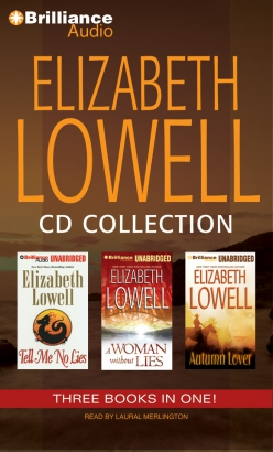 Elizabeth Lowell CD Collection 3