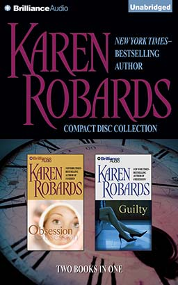 Karen Robards CD Collection 2
