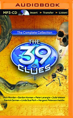 39 Clues Complete Collection, The