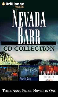 Nevada Barr CD Collection