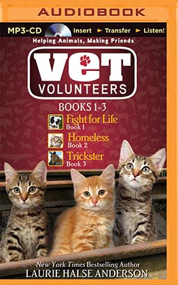 Vet Volunteers Books 1-3