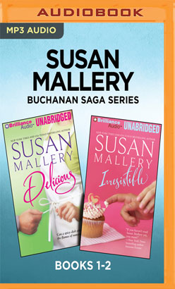 Susan Mallery Buchanan Saga Series: Books 1-2