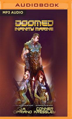 Doomed Infinity Marine