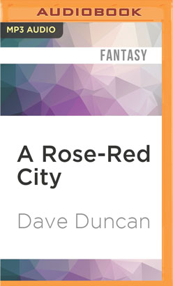 Rose-Red City, A