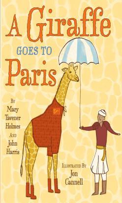 Giraffe Goes to Paris, A