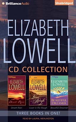 Elizabeth Lowell CD Collection 1