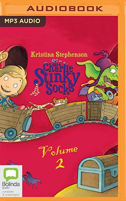 Sir Charlie Stinky Socks: Volume 2