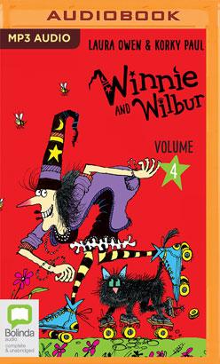 Winnie and Wilbur Volume 4