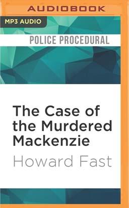 Case of the Murdered Mackenzie, The