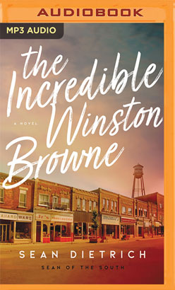 Incredible Winston Browne, The
