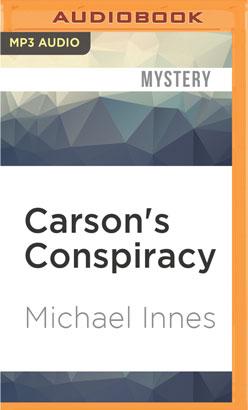 Carson's Conspiracy