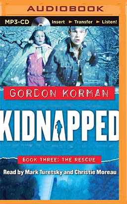 Kidnapped #3: The Rescue
