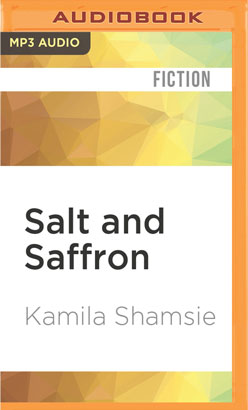 Salt and Saffron