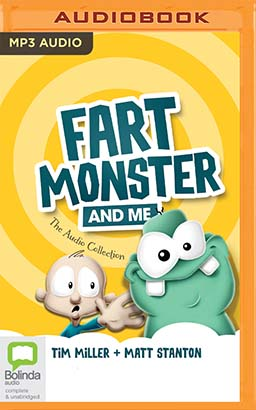 Fart Monster and Me: The Audio Collection
