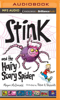 Stink and the Hairy Scary Spider