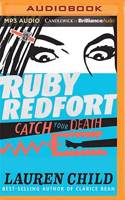 Ruby Redfort Catch Your Death