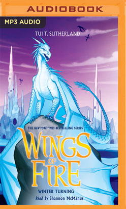 Wings of Fire, Book 7: Winter Turning