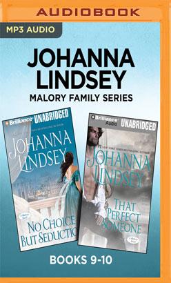 Johanna Lindsey Malory Family Series: Books 9-10