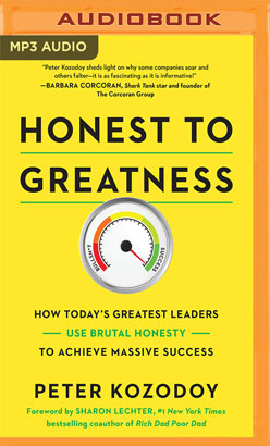 Honest to Greatness