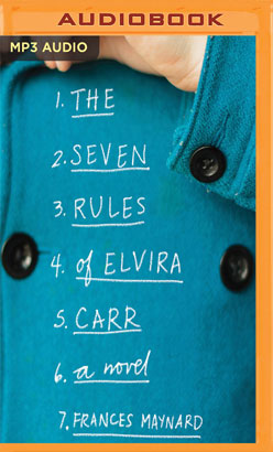 Seven Imperfect Rules of Elvira Carr, The