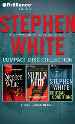 Stephen White CD Collection 3
