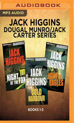 Jack Higgins - Dougal Munro/Jack Carter Series: Books 1-3