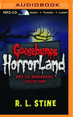 Goosebumps HorrorLand Collection