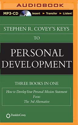 Stephen R. Covey's Keys to Personal Development