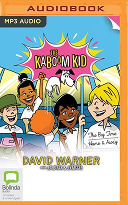 Kaboom Kid, The