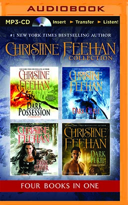 Christine Feehan 4-in-1 Collection