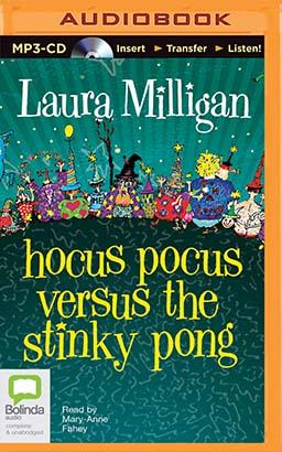 Hocus Pocus Versus the Stinky Pong