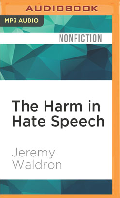 Harm in Hate Speech, The