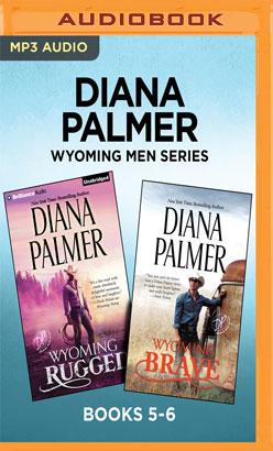 Diana Palmer Wyoming Men Series: Books 5-6