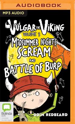 Vulgar the Viking: Volume 3