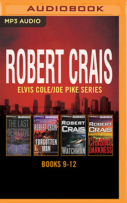 Robert Crais - Elvis Cole/Joe Pike Series: Books 9-12