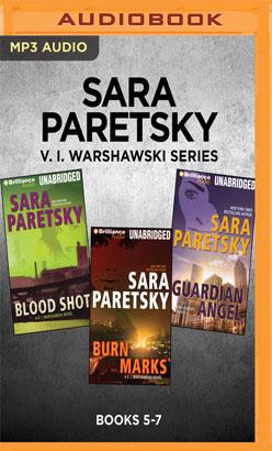 Sara Paretsky V. I. Warshawski Series: Books 5-7