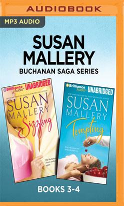 Susan Mallery Buchanan Saga Series: Books 3-4