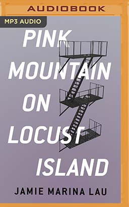 Pink Mountain on Locust Island
