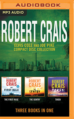 Robert Crais - Elvis Cole/Joe Pike Collection: Books 13-15