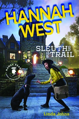 Hannah West: Sleuth on the Trail