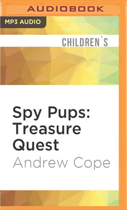 Spy Pups: Treasure Quest