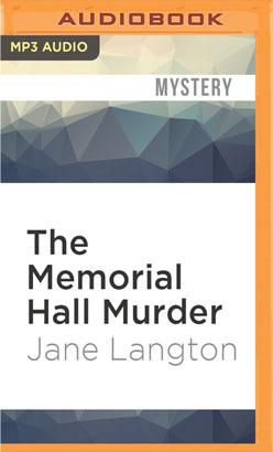 Memorial Hall Murder, The