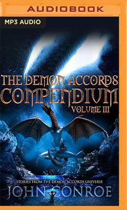 Demon Accords Compendium, Volume 3, The