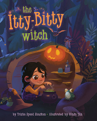Itty-Bitty Witch, The