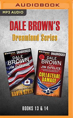 Dale Brown's Dreamland Series: Books 13-14