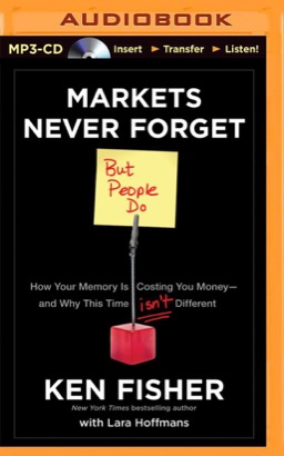 Markets Never Forget (But People Do)