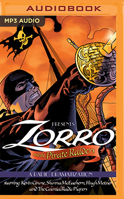 Zorro and the Pirate Raiders